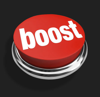 red-boost-button
